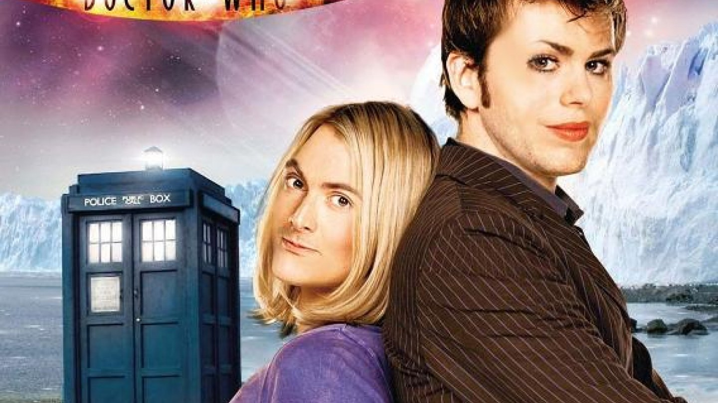 David Tenant a Billie Piper - Doctor Who