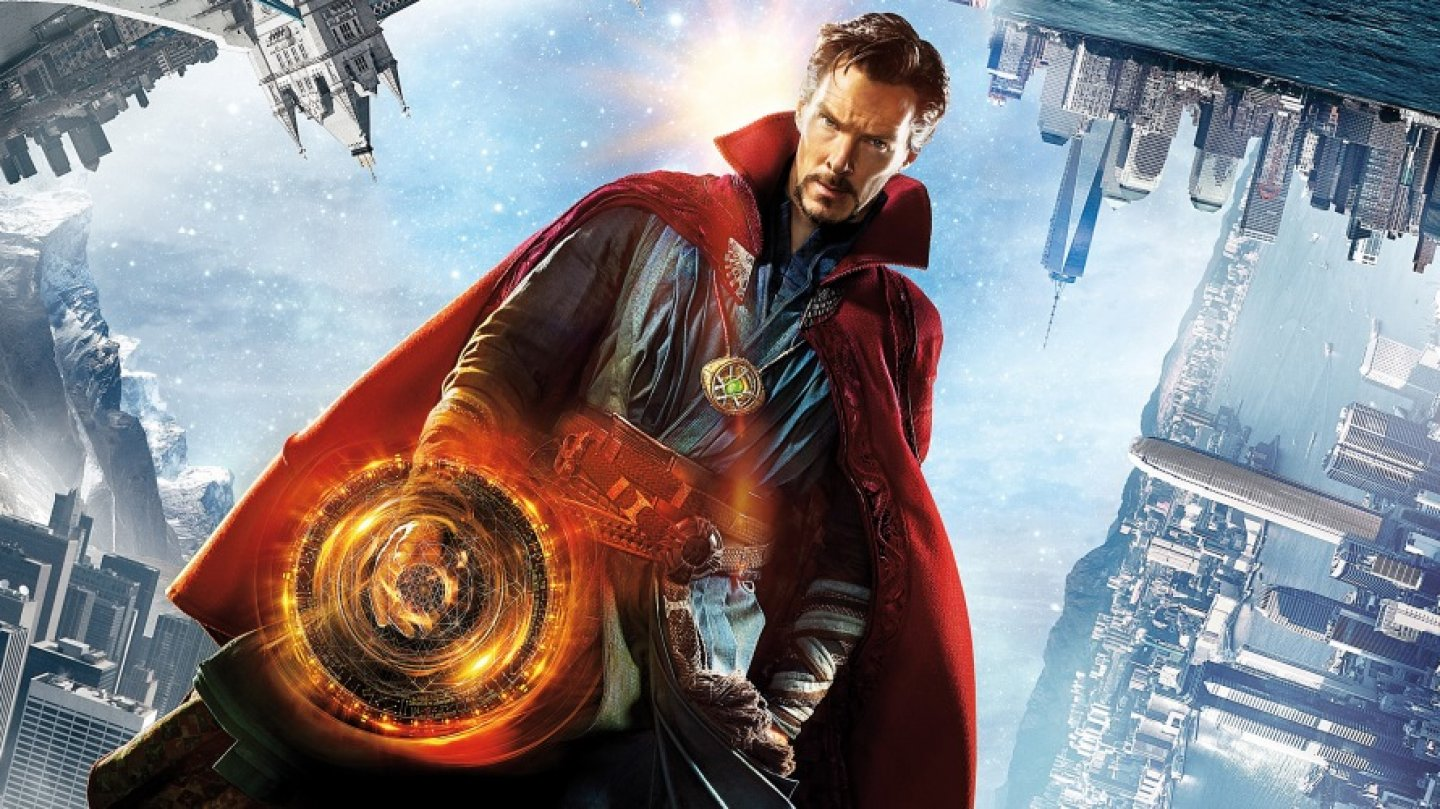 1) Doctor Strange: IMDb rating 7.9