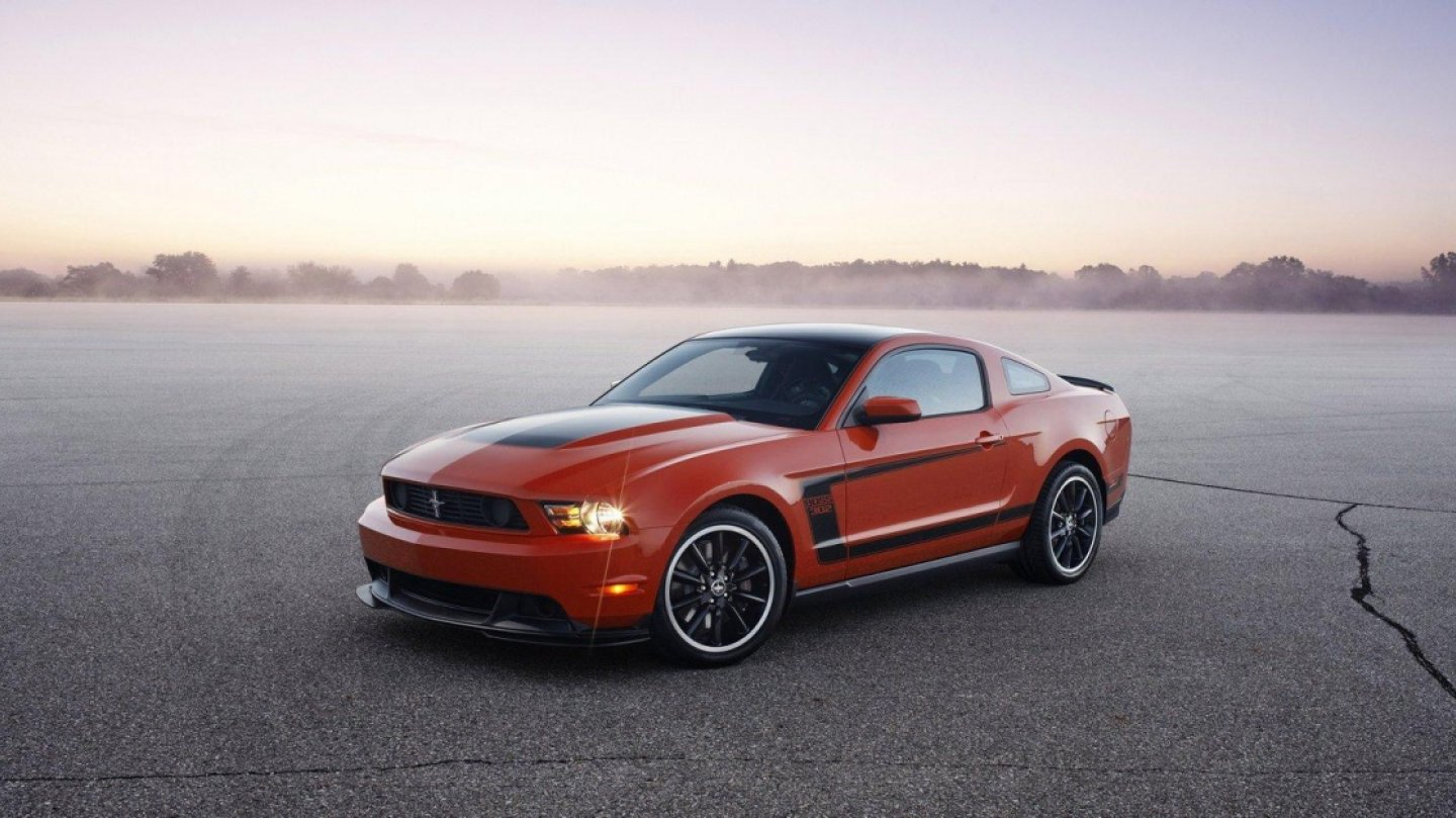 Ford Mustang - Boss 302 (2012)