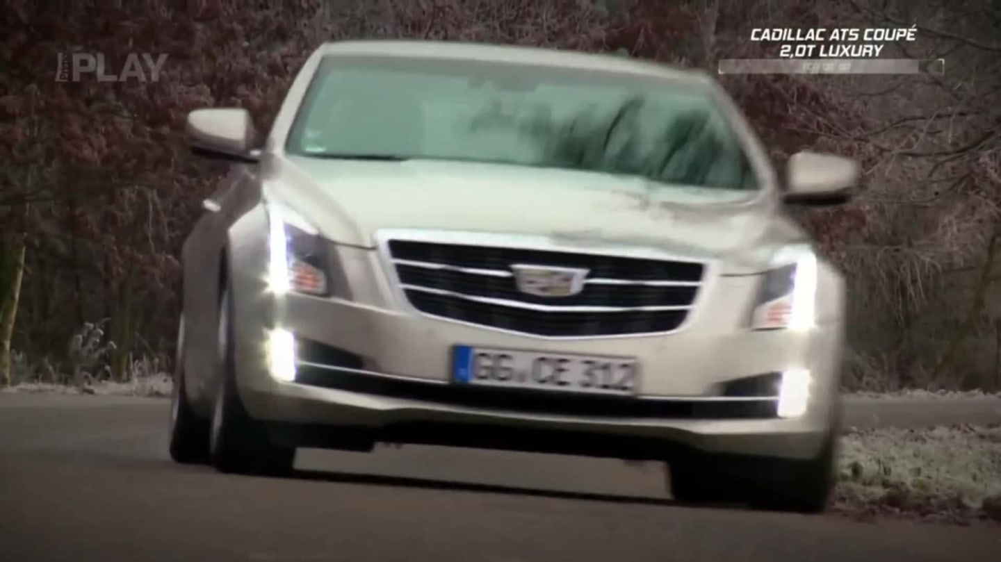 Cadillac ATS Coupé 2,0 T Luxury