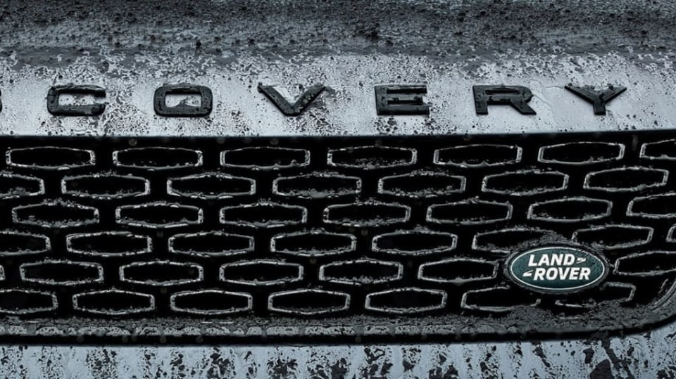 Land Rover Discovery SVX 5
