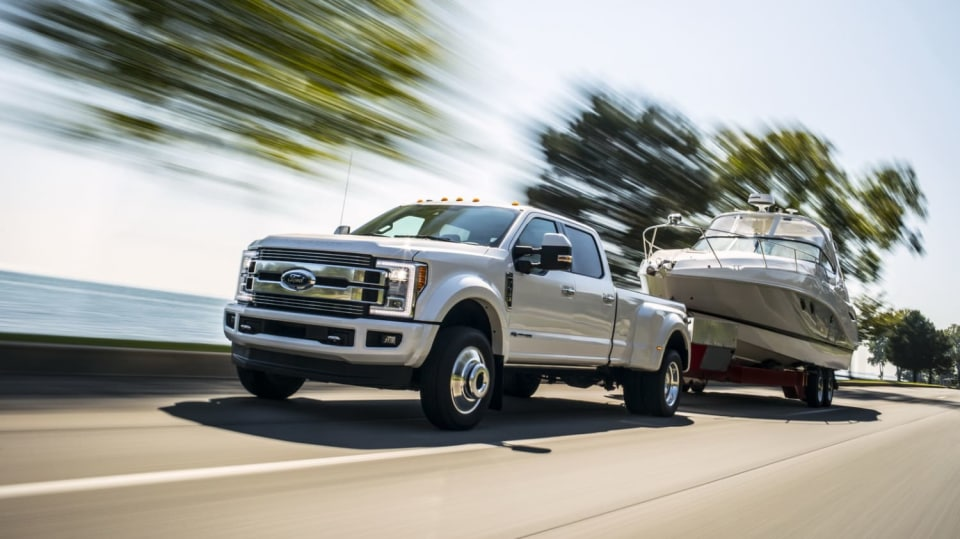 Ford F-450 Limited 4