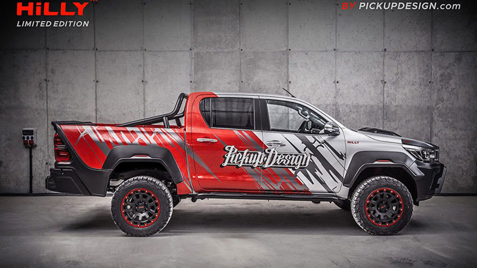 Toyota Hilux Hilly 7