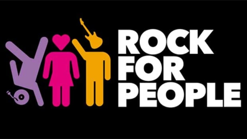 Rock for People 2012 logo