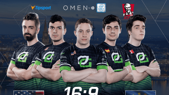 ESL One OpTic poráží FaZE