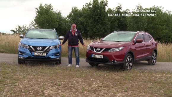 Nissan Qashqai dCI 130 All mode 4x4-I Tekna+