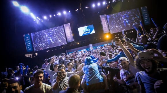 ESL One - Cloud9