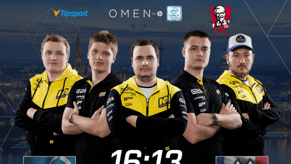ESL One Cologne - NaVi postupují do semi