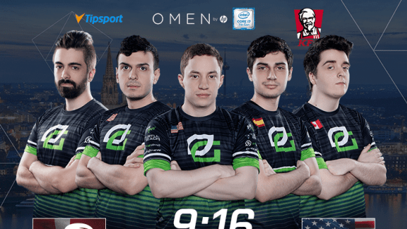 ESL One Cologne - OpTic poráží North