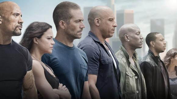 Fast 7 cast