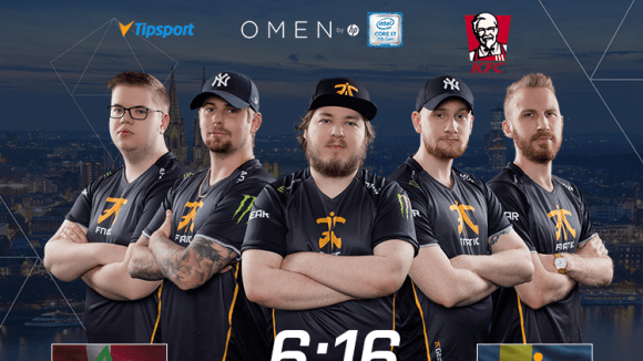 ESL One - Fnatic