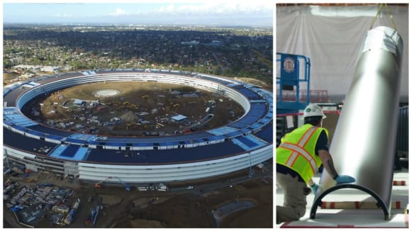 Apple Campus 2 - prosinec 2016