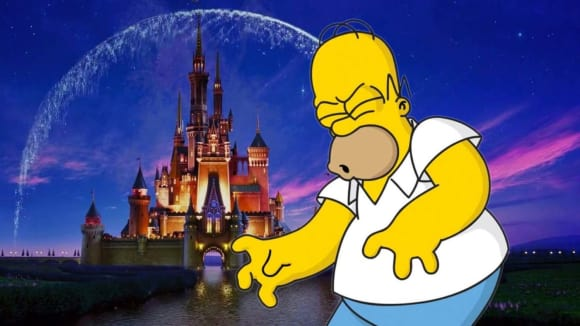 Disney a Simpsonovi