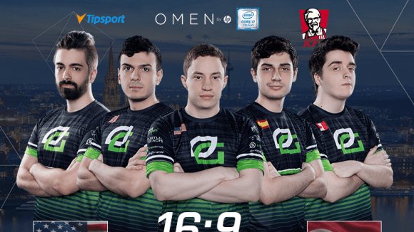 ESL One Cologne - OpTic - 1