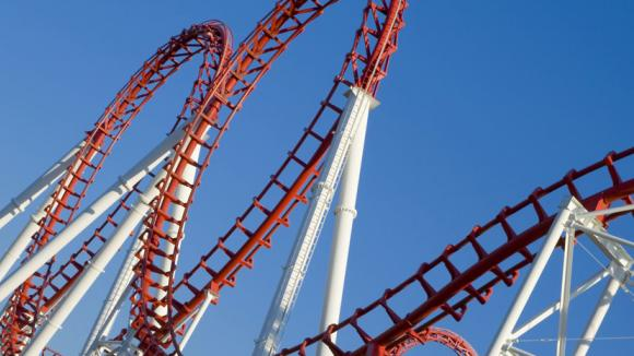Life is a rollercoaster :)