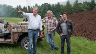 Clarkson láká na druhou sérii The Grand Tour