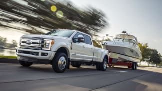 Ford F-450 Limited
