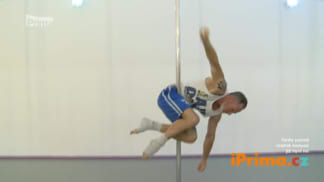 19. 2. 2018 TOP STAR: ROMAN GEMROT SE POLE DANCE VĚNUJE UŽ ŠEST LET