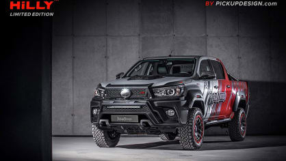 Toyota Hilux Hilly 4