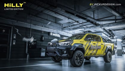 Toyota Hilux Hilly 12