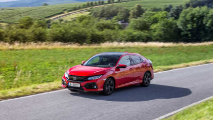 Honda Civic 1.6 i-DTEC 5