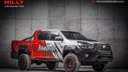 Toyota Hilux Hilly 8